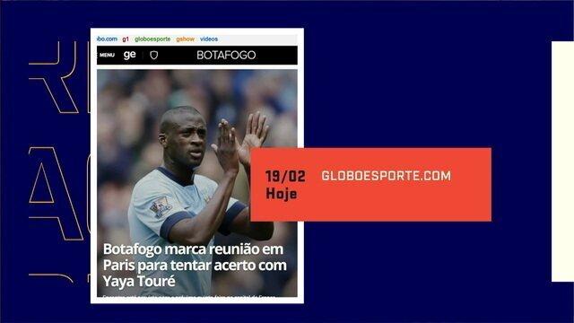 Redação debate a fórmula financeira do Botafogo para contratar Yaya Touré