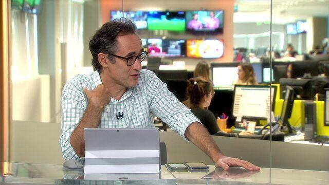 "Comentaristas debatem sobre o pênalti marcado contra o Flamengo na final da Recopa: ""Se eu fosse juiz, eu marcaria"""