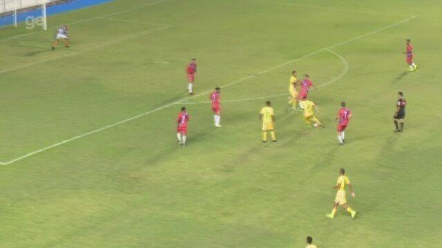 Veja os gols de Humaitá 0 x 4 Galvez, pela 3ª rodada do grupo B do Campeonato Acreano