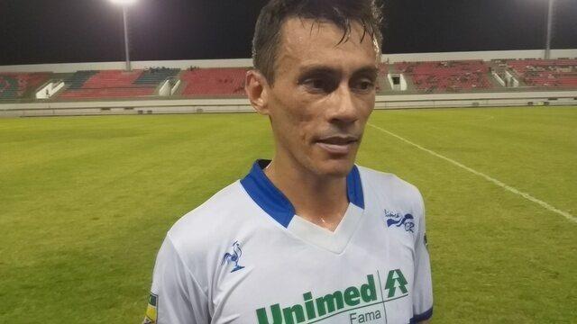 Artilheiro do Acreano cita alívio por gol no fim que garantiu vitória e vaga nas semis