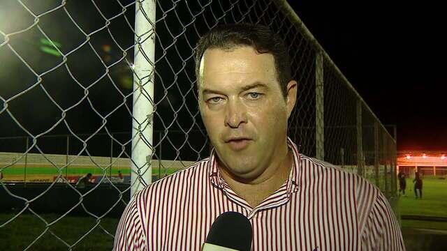 Roberto Fernandes lamenta derrota do América-RN para o Freipaulistano