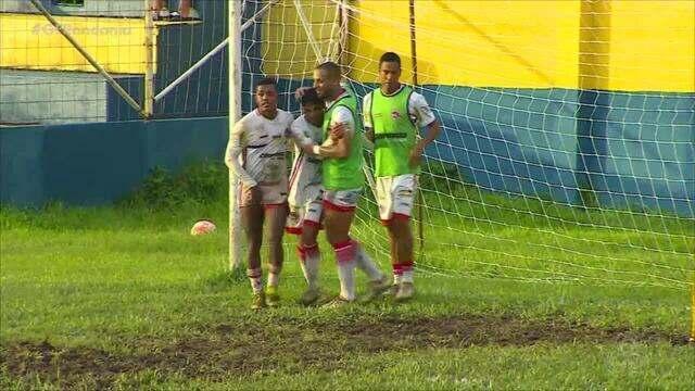 Porto Velho venceu o Genus por 2 a 0 e ampliou a vantagem na liderança do grupo A