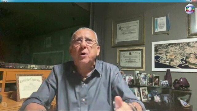 Galvão diz fala sobre campanha do Bahia