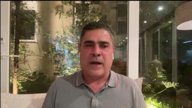 Presidente do Atlético-MG, Sergio Sette Camara explica detalhes da redução de 25% nos salários