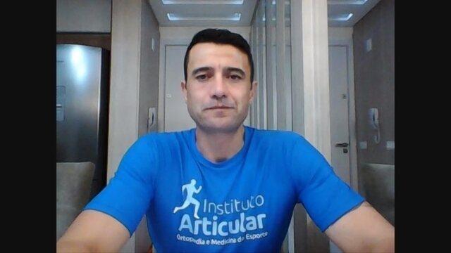 Bráulio Machado comenta situação da arbitragem em meio à pandemia do coronavírus