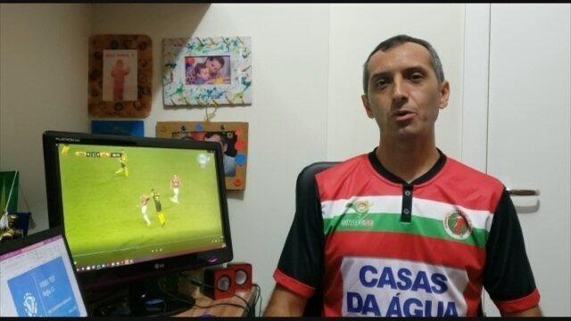 Kléber Lúcio Gil destaca campanha Árbitros Unidos, do Sinafesc