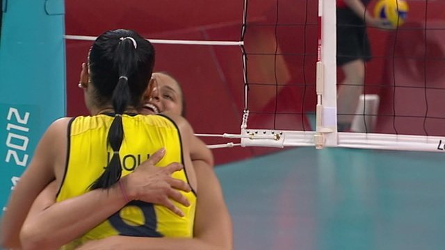 Melhores momentos de Brasil 3 x 0 Japão pelas Olimpíadas de Londres 2012