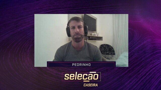 Pedrinho critica permissão para volta de jogos com público no Campeonato Carioca