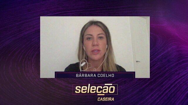 Bárbara Coelho fala sobre o caso Dudu e violência contra a mulher