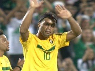 Bahia Já - Esporte - BRASIL VENCE MÉXICO DE VIRADA E RONALDINHO ... 6dc43bcda54af