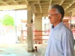 Falta de cimento na construção civil atrasa entrega de obras em Teresina