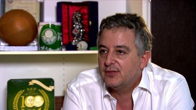 O Palmeiras tinha a intenção de enxugar o elenco e desligar jogadores f2e0f83166d04