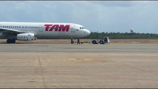 [Brasil] Pneu de avião da TAM estoura em pouso no Aeroporto de São Luís 4615226