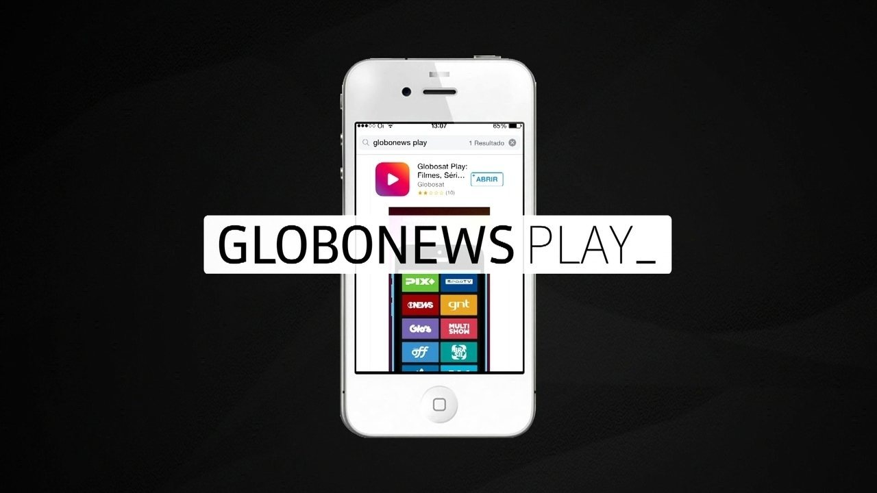 Saiba como acessar o GloboNews Play no celular ou no tablet