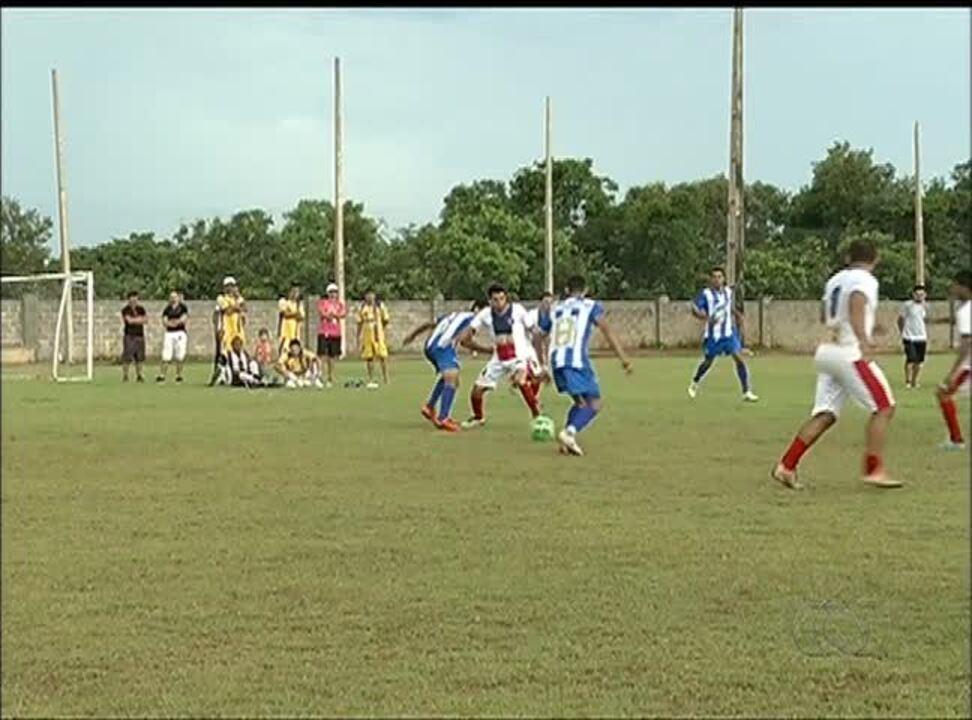 Times do Tocantins e do Pará disputam Copa Palmas de Futebol Society - G1  Goiás - Bom Dia GO - Catálogo de Vídeos 4020d21353f90