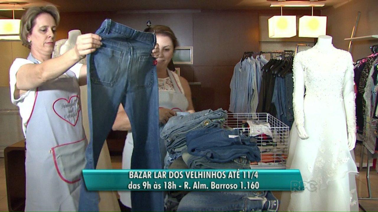 At s bado tem bazar de roupas e sapatos das amigas do for Bazar gastronomico zona norte