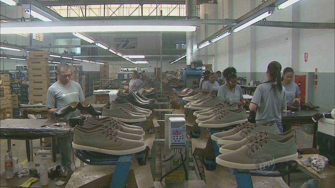 9aa237ba3a58d Indústria de calçados em Franca (SP) aposta em exportações para Argentina -  G1 Campinas e Região - Jornal da EPTV 2ª Edição - Catálogo de Vídeos