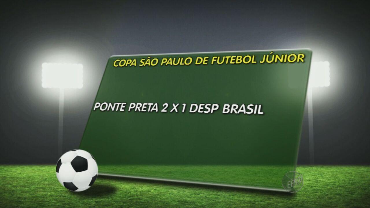 ccbb03a6cd Confira os resultados da Copa São Paulo de Futebol Júnior - G1 Campinas e  Região - Bom Dia Cidade - Catálogo de Vídeos