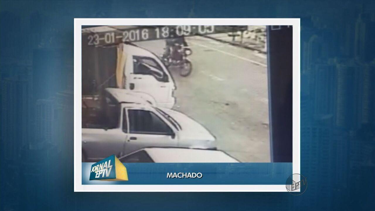 Dupla armada assalta agência dos Correios em Machado (MG) - G1 Minas Gerais  - Vídeos - Catálogo de Vídeos 396485a084