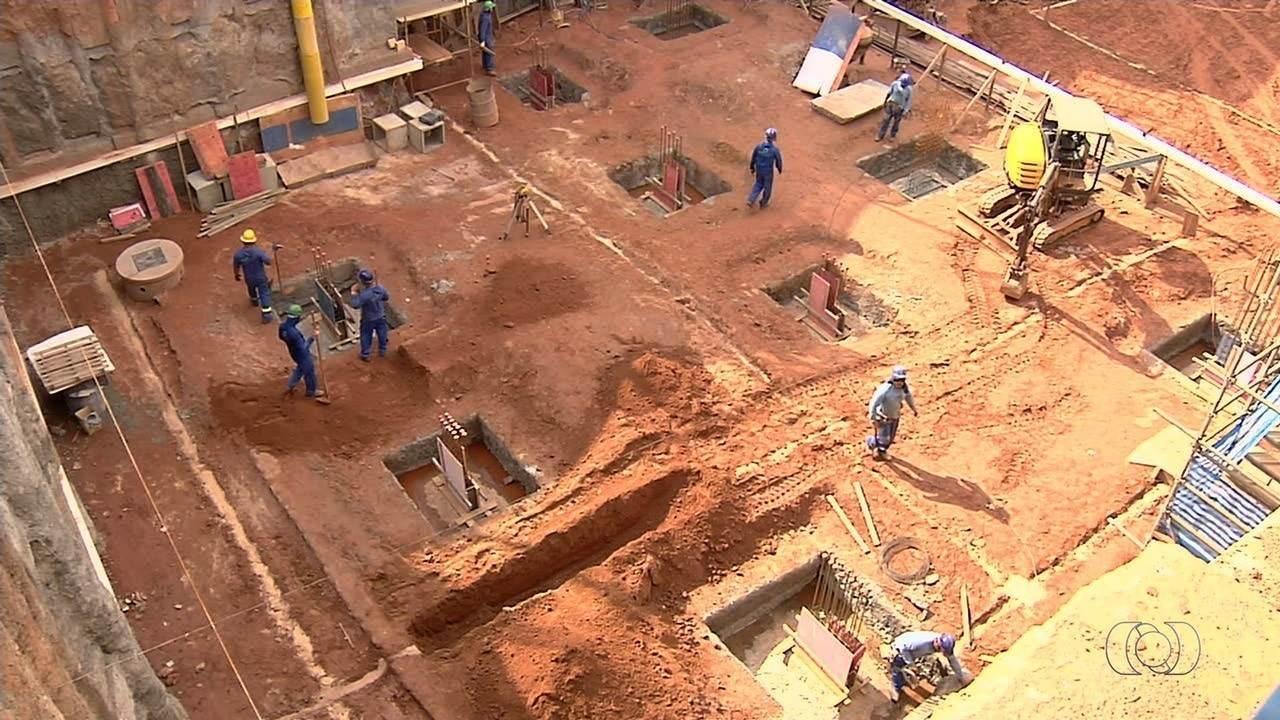 299b3fa6db Construtora oferece 120 vagas de trabalho com salário de até R  8 ...