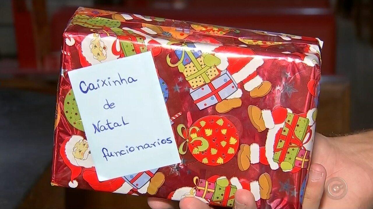 Comércios Apostam Em Caixinhas De Natal Para Renda De