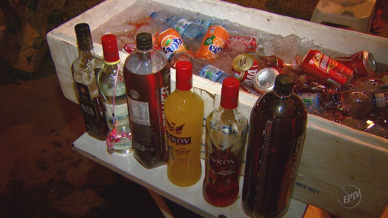 Alcoolismo como problema social de uma família