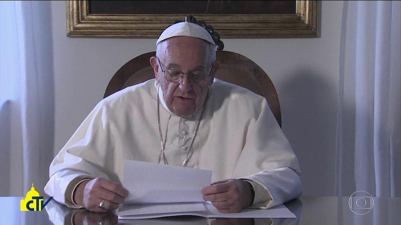 Papa Francisco já está a caminho do de Roma