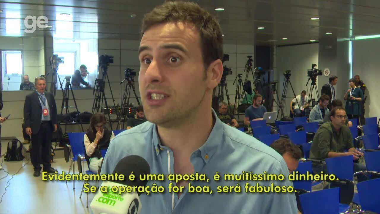 Venda de Vinicius Júnior deve render R$ 145 milhões ao Flamengo