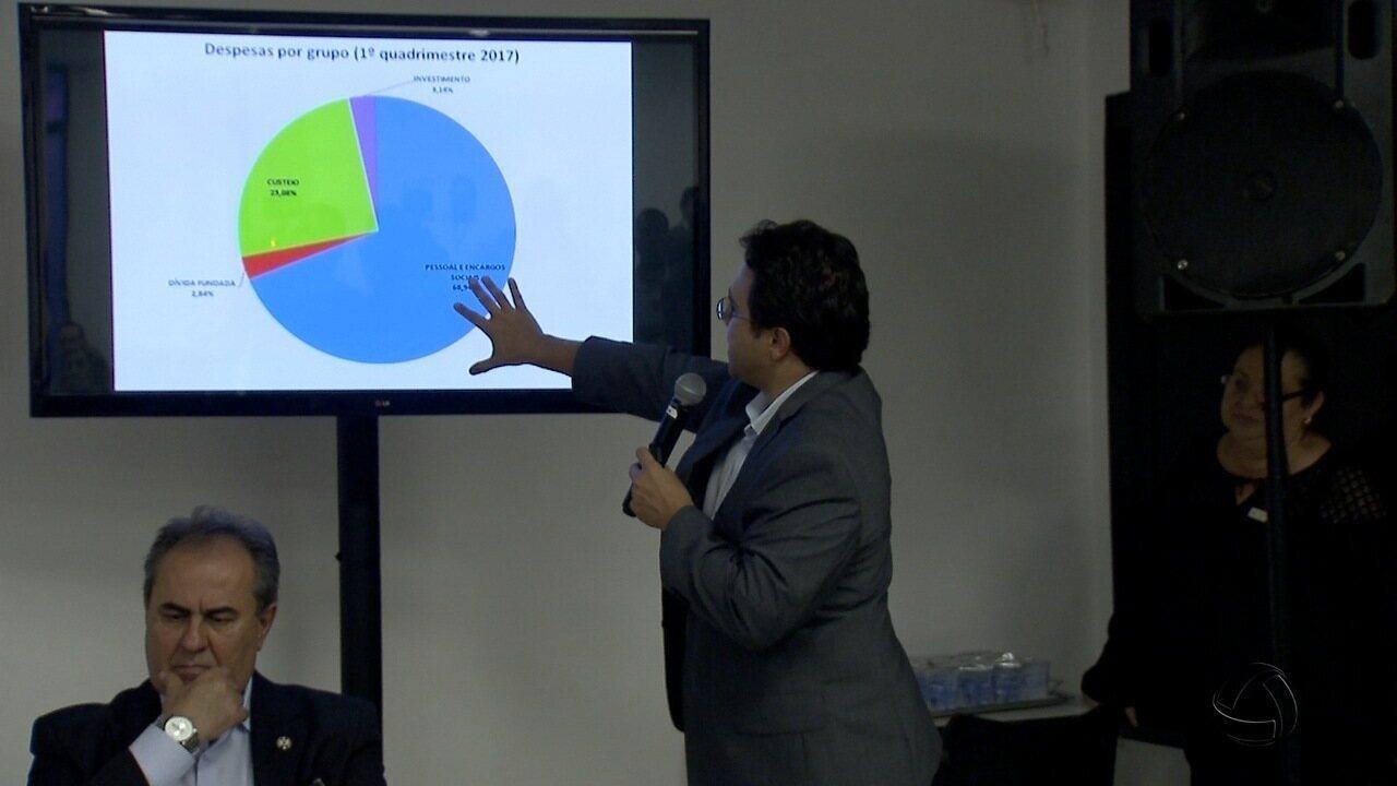 Prefeitura de Campo Grande anuncia medidas para equilibrar contas