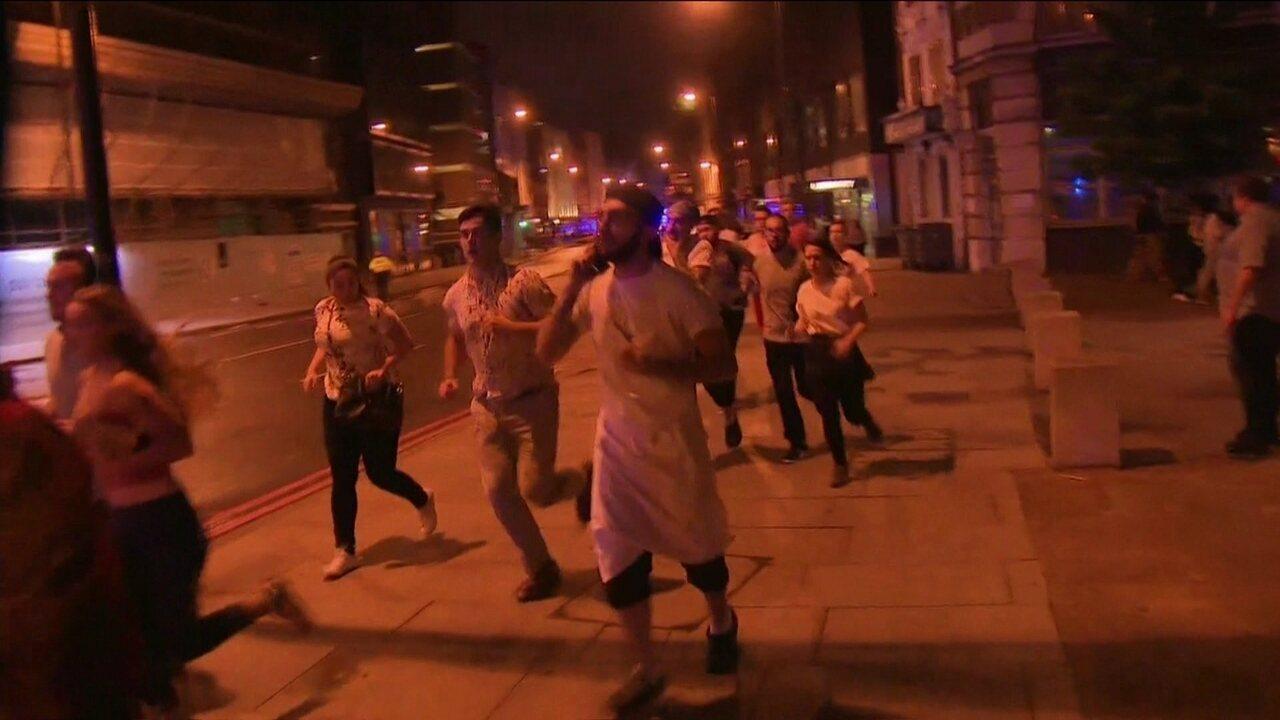 Polícia britânica fecha ponto turístico de Londres e fala em 'incidente'
