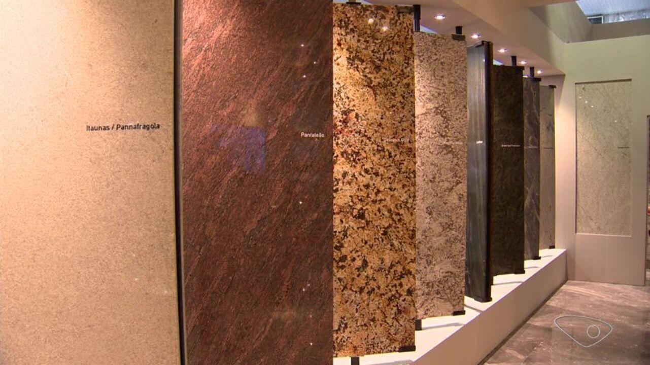 Vit ria stone fair tem boas expectativas para a economia for Granito internacional