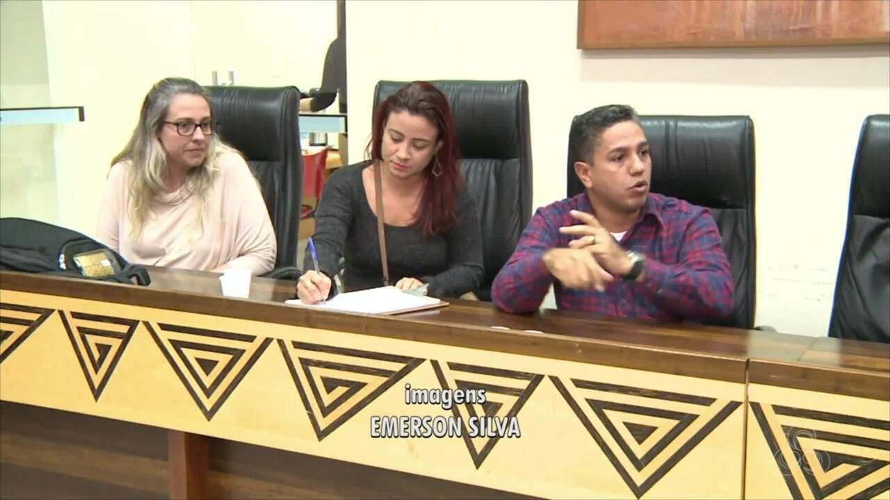 Professores se reúnem com deputados para pedir segurança e cobrar estrutura nas escolas
