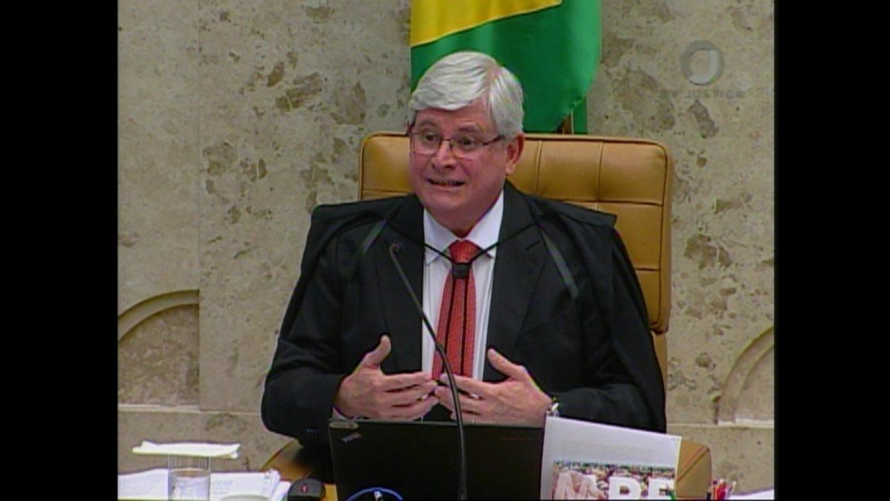 Janot diz que acordo é válido porque colaboradores entregaram altas autoridades