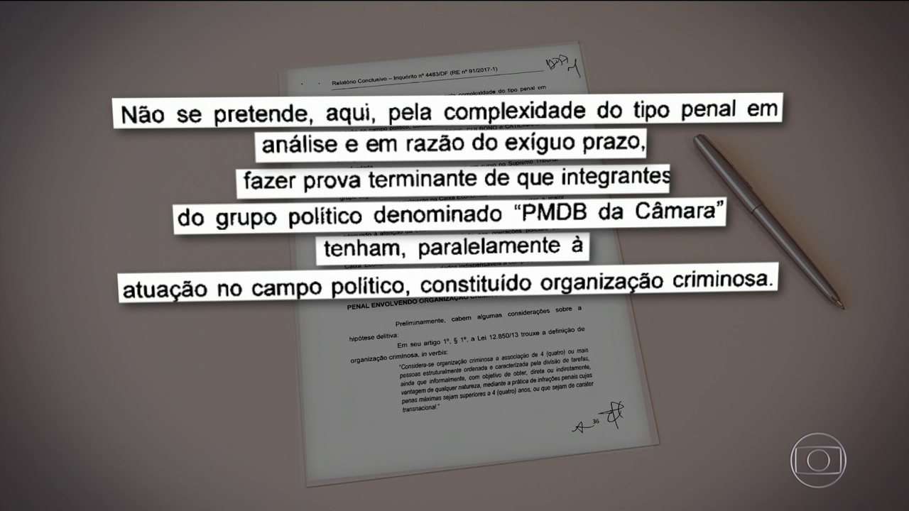 PF termina inquérito em que Temer é suspeito obstrução de justiça