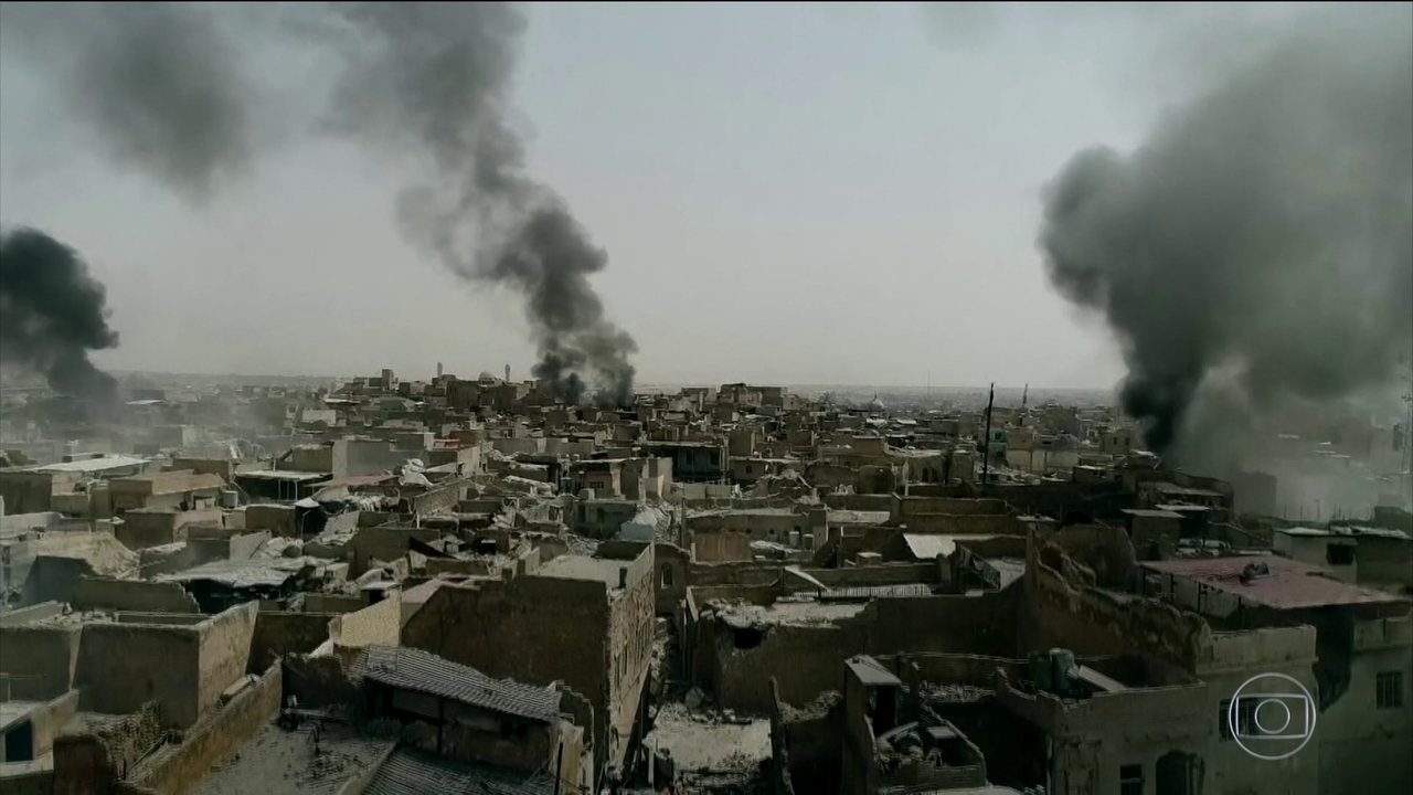 Estado Islâmico oficialmente derrotado em Mossul