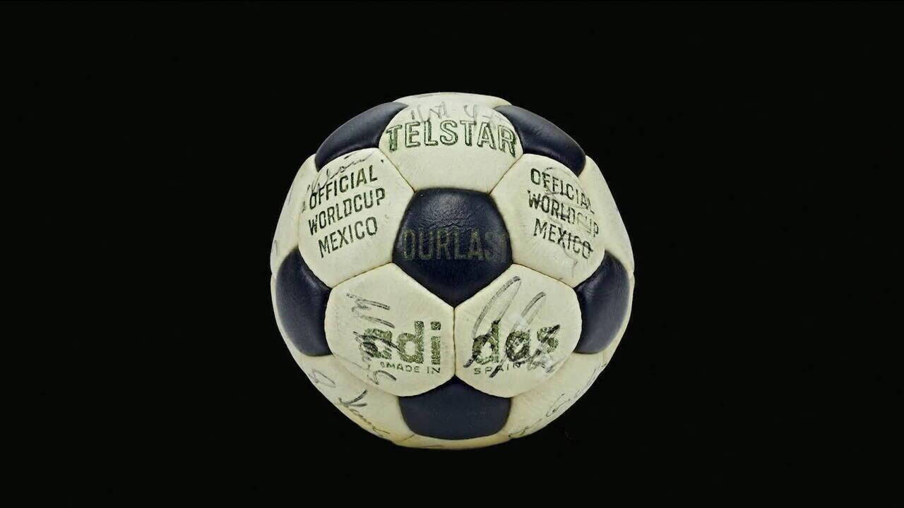 Bola oficial da Copa do Mundo de 2018 na Rússia é apresentada - GloboNews –  Jornal GloboNews - Catálogo de Vídeos 6c49750c3efc4