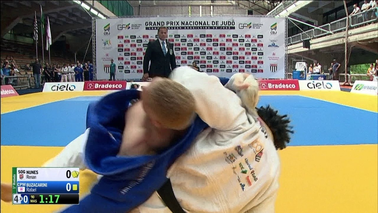 Rafael buzacarini vence luta por um wazari no grand prix for Catalogo grand prix