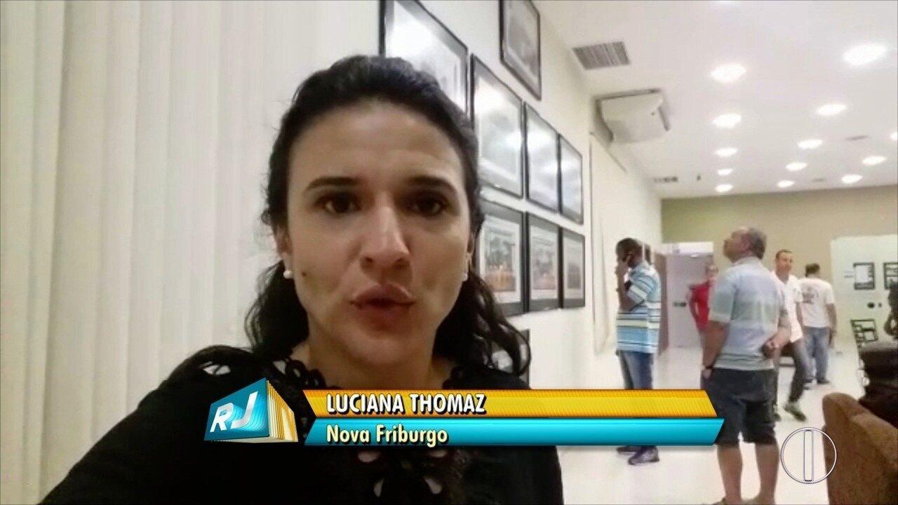 b643b53cf Vereadores votam denúncia contra Renato Bravo