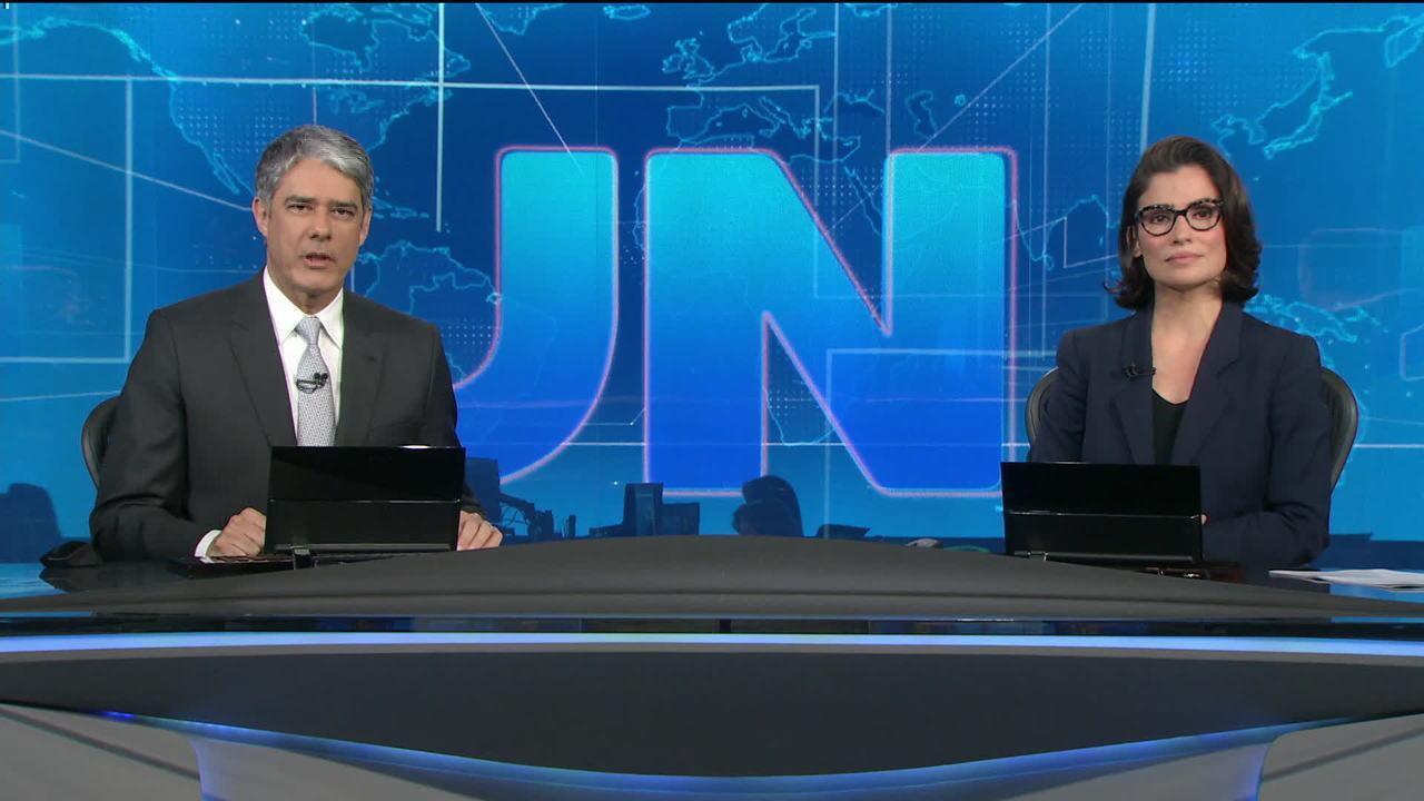 Haddad e Bolsonaro falam ao vivo no Jornal Nacional