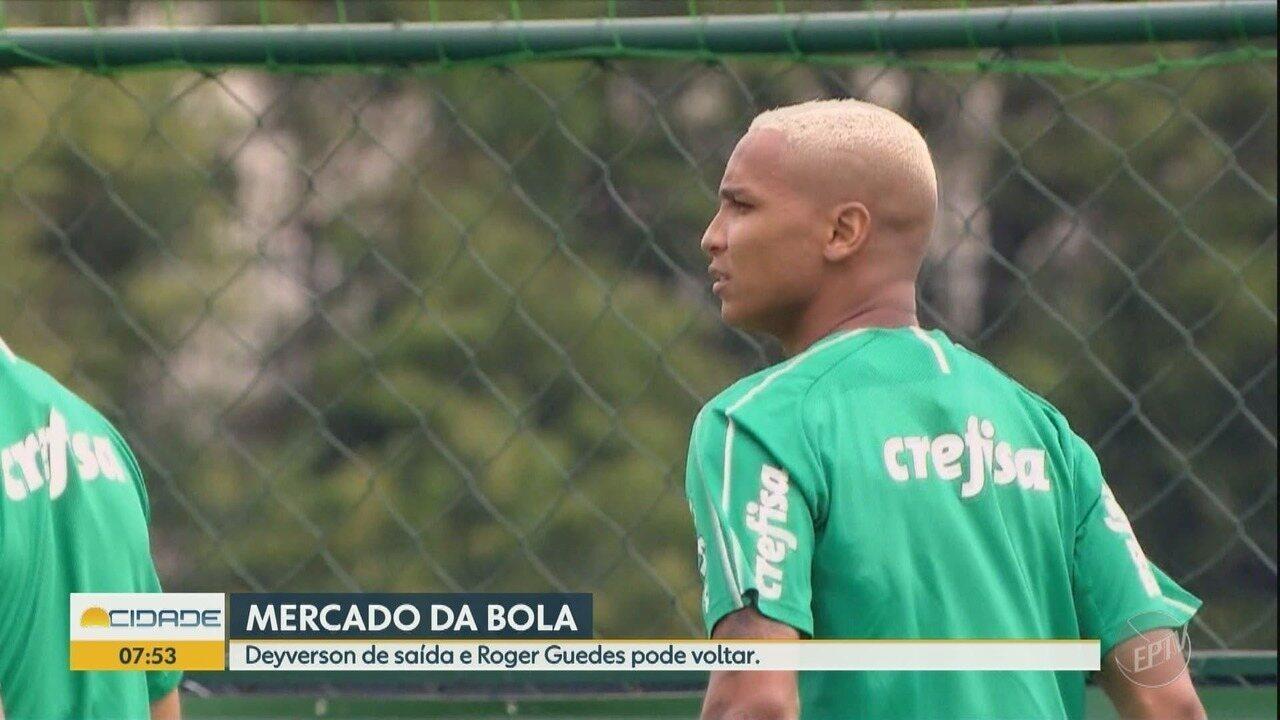 2ce8520c22 Deyverson está de saída do Palmeiras
