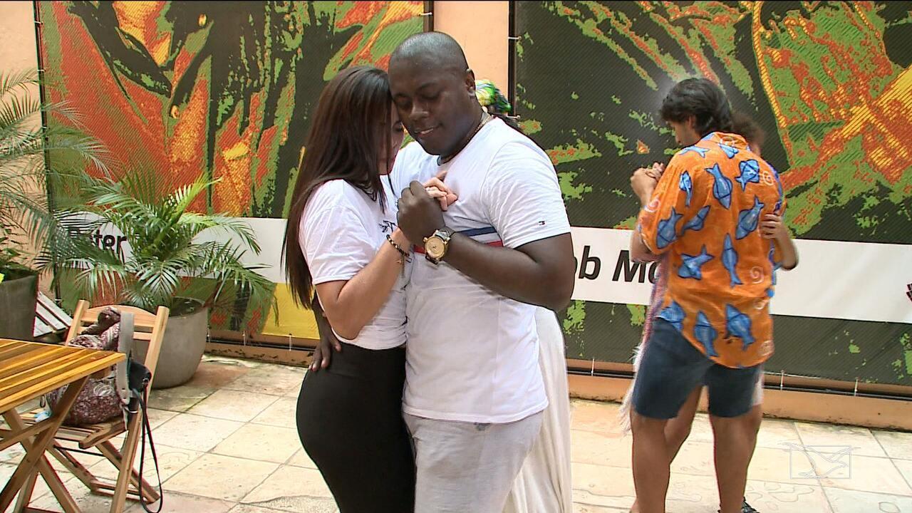 6265f367c9 Museu do reggae em São Luís dá oficinas de dança gratuitas - G1 Maranhão -  JMTV 1ª Edição - Catálogo de Vídeos