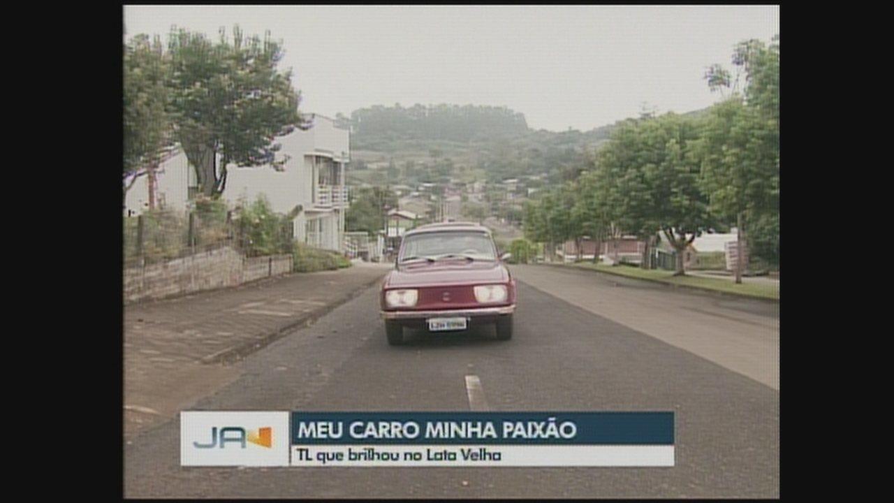 76f5f7ab43 Confira o quadro ''Meu carro, minha paixão'' desta terça-feira (23) - G1  Santa Catarina - Jornal do Almoço - Catálogo de Vídeos