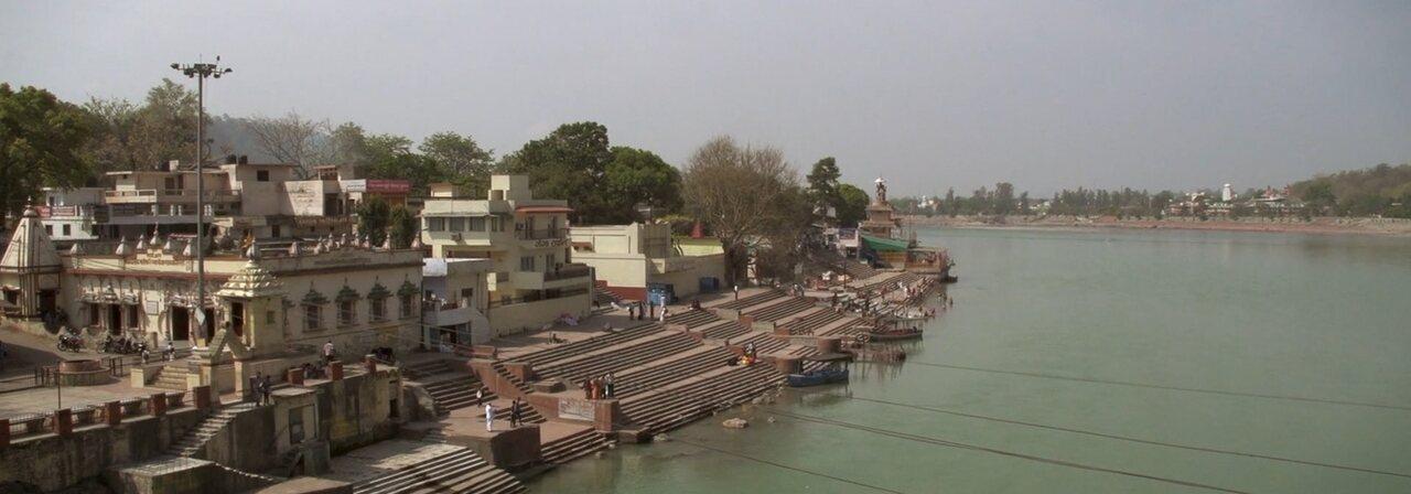 Nas Margens do Ganges