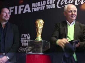 Taça deixa a Europa sob 'bênção' de campeão de 1974