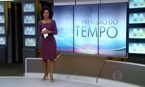 Previsão é de mais chuva em São Paulo