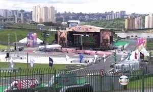 Lollapalooza acontece neste fim de semana em SP
