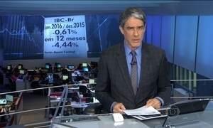 Índice do BC que monitora a saúde da economia recuou mais de 0.5% em relação a dezembro