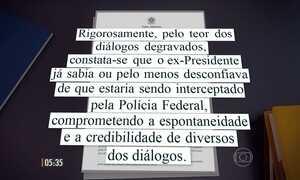 Atitude do juiz Sérgio Moro mexe com os ânimos em Brasília
