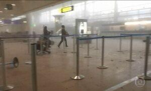 Não há informação de brasileiros entre vítimas de atentado em Bruxelas