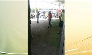 Clássico em MG é marcado por briga entre torcedores do Atlético e Cruzeiro